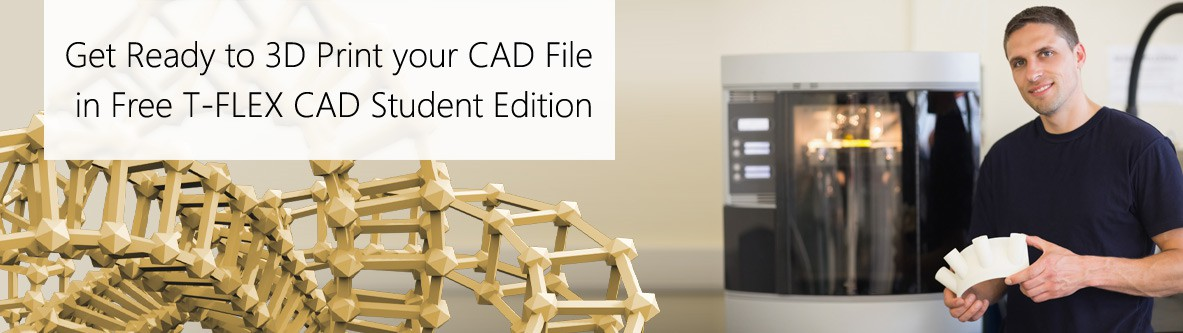 Get Ready to 3D-print your CAD file - for Free!