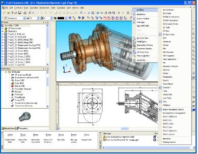 cad 16 T FLEX CAD   Thiết kế CAD 2D, 3D