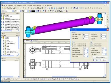 cad 3 T FLEX CAD   Thiết kế CAD 2D, 3D