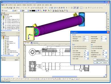 cad 4 T FLEX CAD   Thiết kế CAD 2D, 3D