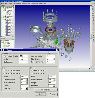 cad 6 T FLEX CAD   Thiết kế CAD 2D, 3D
