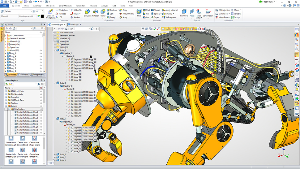 What S New In T Flex Cad 15