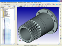 Highly Productive Technological Process Planning for Sun Pinion